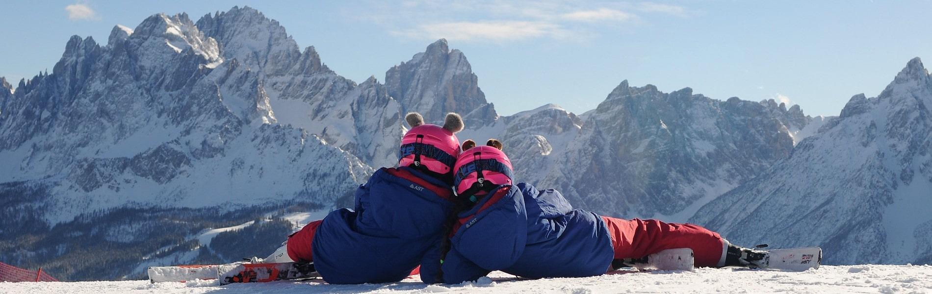 Skilessen voor kinderen - beginners