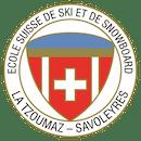 Logo Swiss Ski School La Tzoumaz