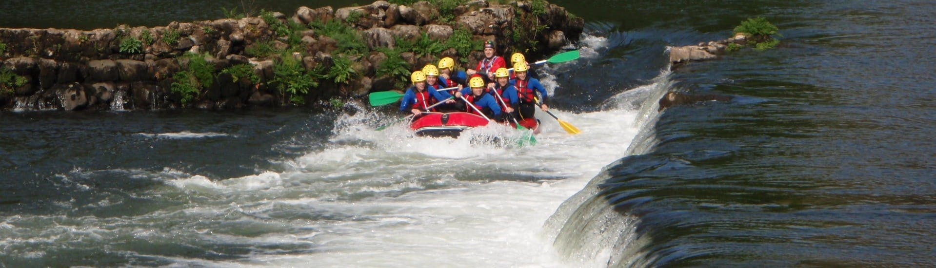 Classic Rafting on the Río Ulla with Amextreme Aventura Galicia - Hero image