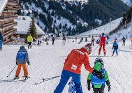 Kids Ski Lessons (3-12 y.) for All Levels - High Season