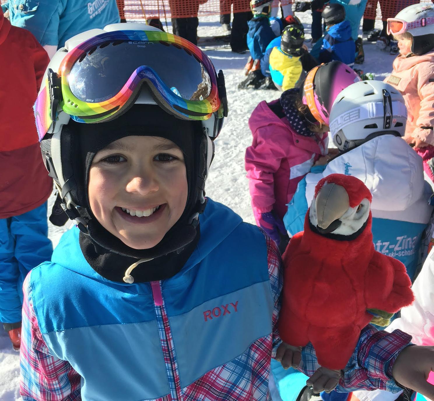 Cours de ski Enfants (5-17 ans) pour Tous niveaux - Matin