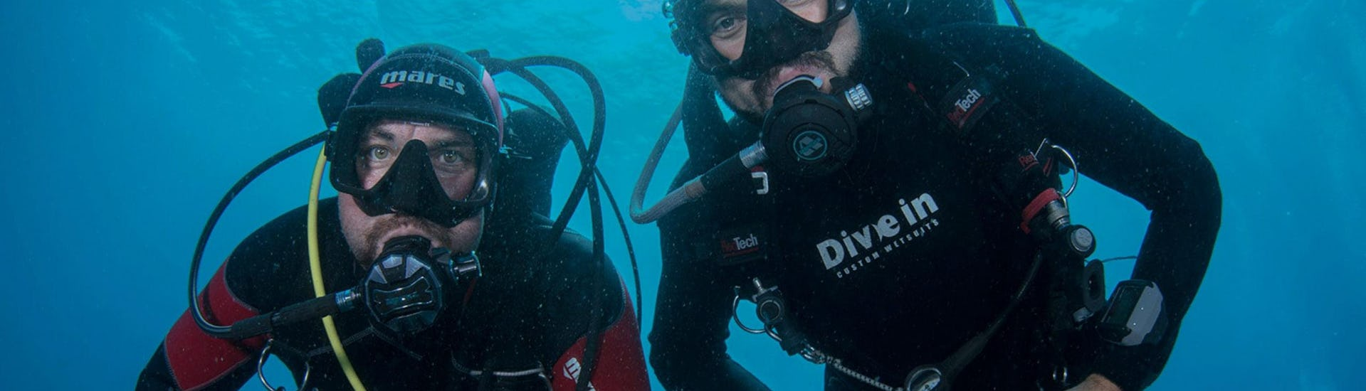 Scuba Diving - Guided Boat Dives around Pag