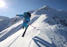 Cours particulier de ski freeride Adultes pour Tous niveaux
