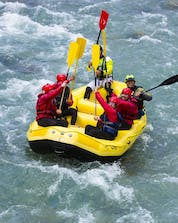 Rafting & Canyoning Val di Sole (c) Val di Sole Tourism
