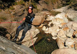 Canyoning in the Chalamy - Test Yourself