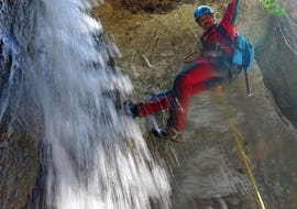 Canyoning in Rio Selvano - Full Day