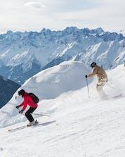 Ski schools in Verbier (c) Verbier.ch, Melody Sky