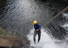 Canyoning sportif à Pontevedra - Río Verdugo