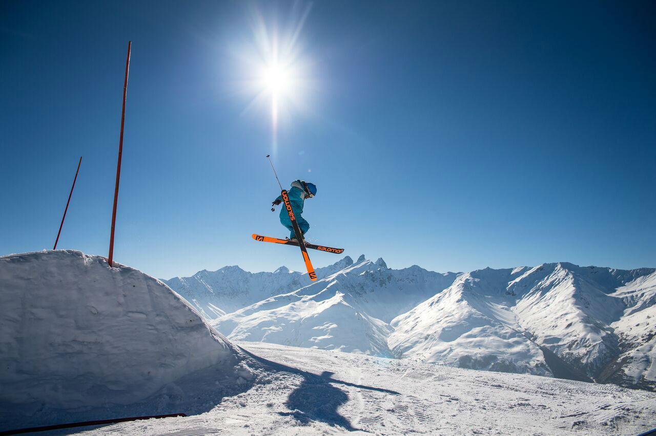 Cours de ski pour Ados expérimentés
