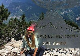 Via Ferrata delle Aquile in Paganella - Long Route with Mmove - Into Nature