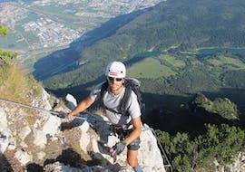 Via Ferrata Rio Sallagoni - Castel Drena Tour