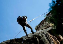 Via Ferrata in The Crags