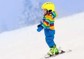 Skilessen voor kinderen - licht gevorderd met Ski&Snowboard School VIP Špindlerův Mlýn