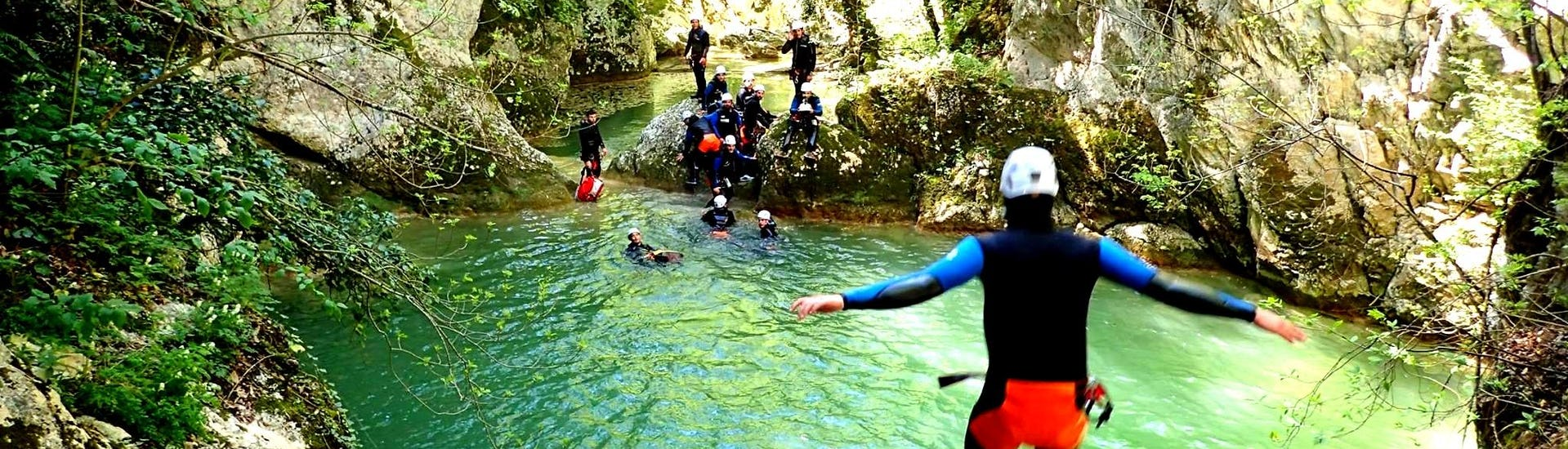 canyoning-in-the-aniene-classic-vivere-laniene-hero