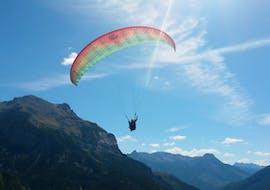 Thermisch tandem paragliding in Valloire (vanaf 7 j.) - Col du Galibier