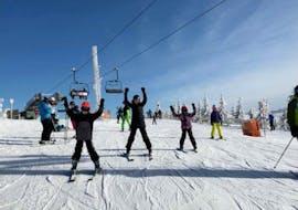 Skikurs für Kinder (6-12 Jahre) - Fortgeschritten