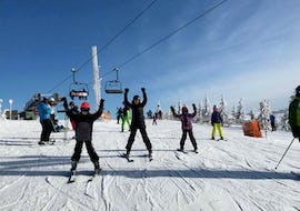 Ski Lessons for Kids (6-12 years) - Advanced