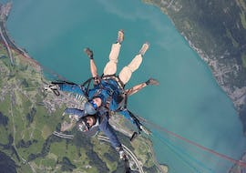 Tandem Paragliding in the Glarnerland & Walensee - Big Air