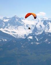 Paragliding Lake Walen (c) Pixabay