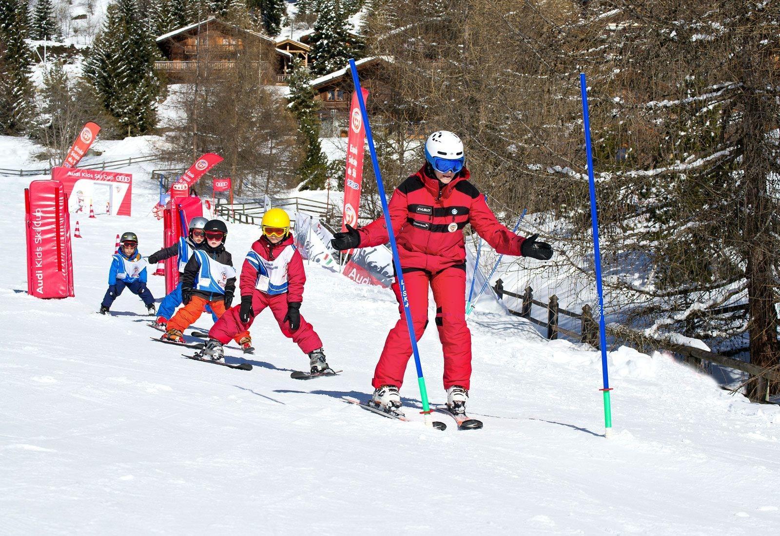 Cours de ski Enfants (6-13 ans) - Vacances
