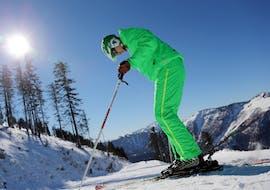 Lezioni private di sci per adulti per tutti i livelli con Skischule & Skiverleih Ötscher