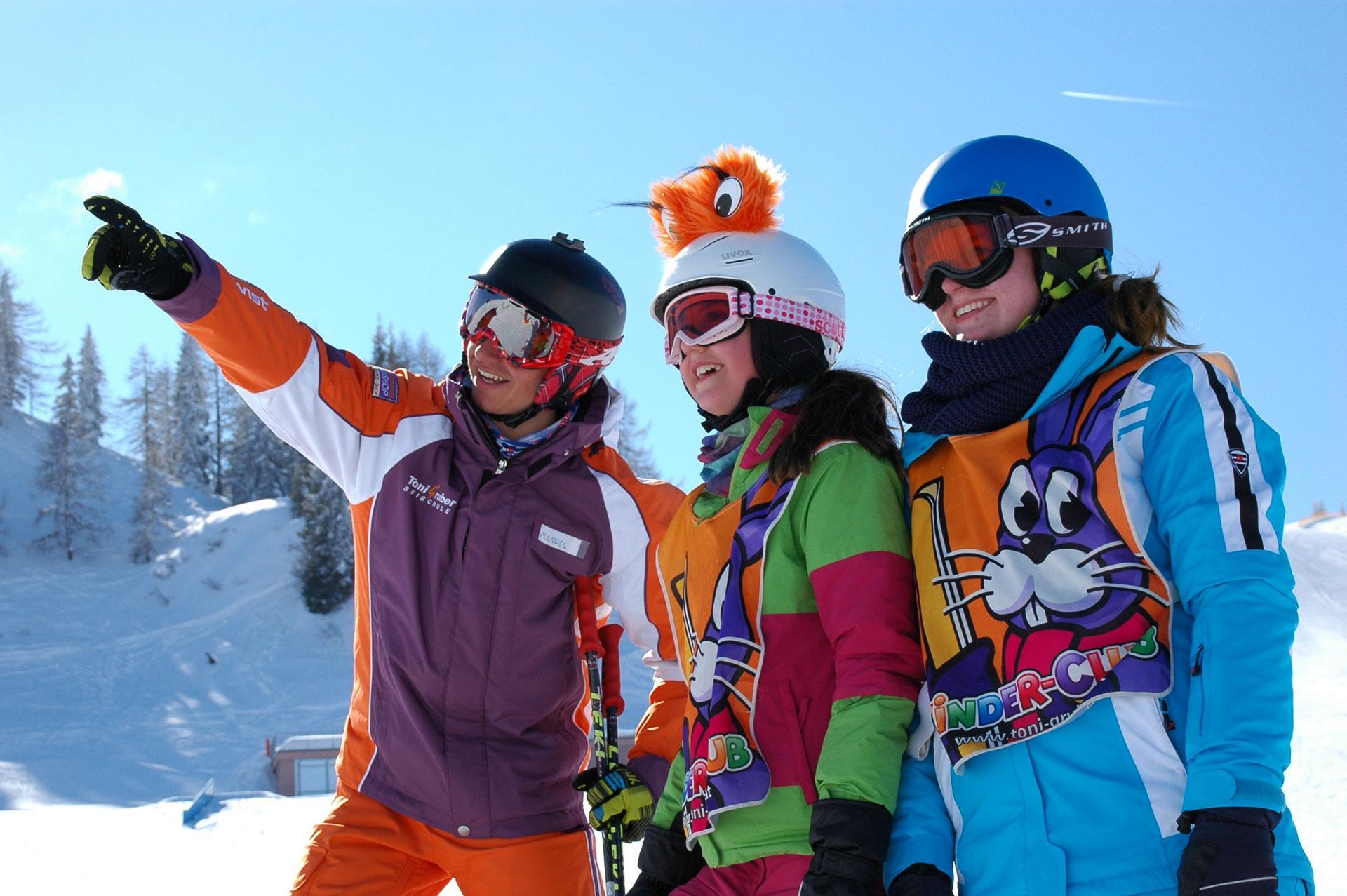 Skilessen voor kinderen vanaf 4 jaar - vergevorderd