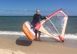 Windsurfing Lessons for Kids - Göhren