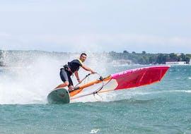 "Windsurfing Lessons ""Basic Course"" - Pomer"