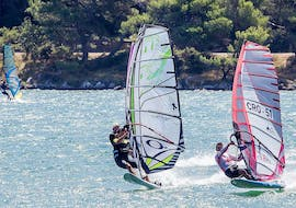 """Windsurfing Lessons """"Trial Lesson"""" - Pomer"""