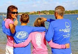 Kitesurfing Lessons for Children - Beginners