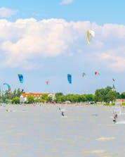 Kitesurfing & Windsurfing Neusiedlersee