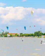 Kitesurfen & Windsurfen Neusiedlersee