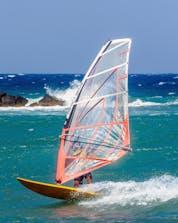 Kitesurfing & Windsurfing Santorini