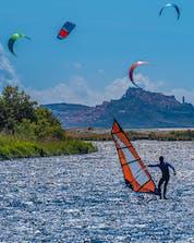 Kitesurfing & Windsurfing Sardinia
