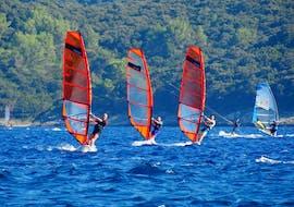 Cours de windsurf à Viganj (dès 6 ans)