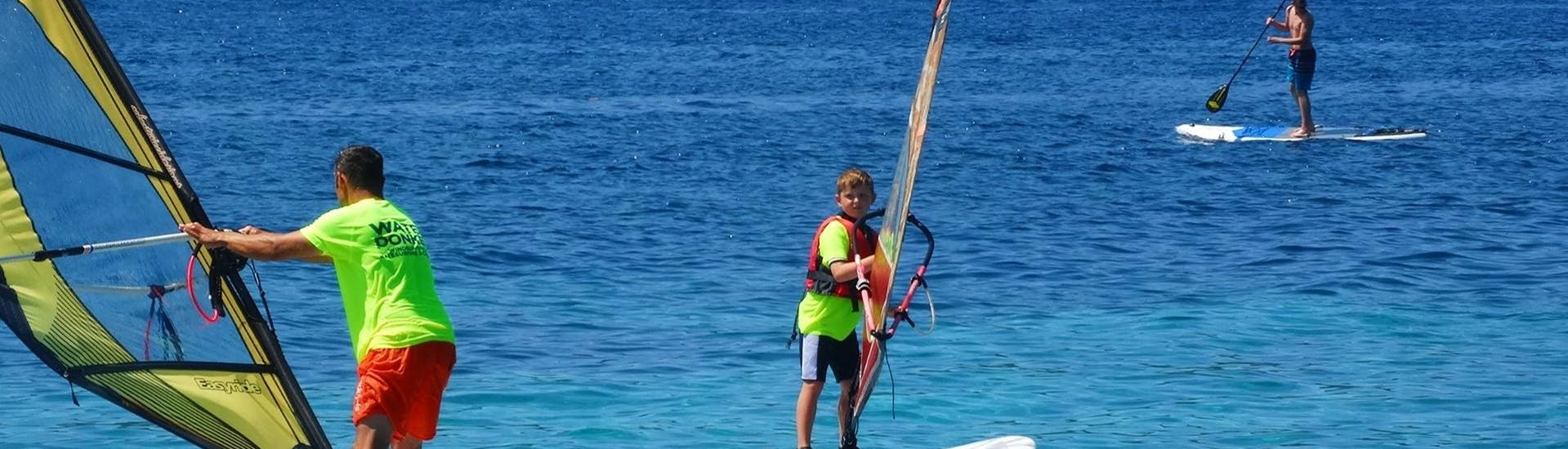 Windsurfing Lesson for Kids (6-12 years)