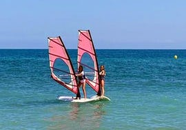 Windsurfing Lessons in Valencia - Beginner