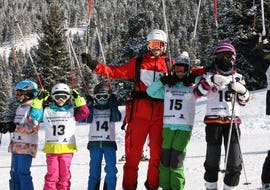 Ski Lessons for Kids (5-14 years) - Advanced