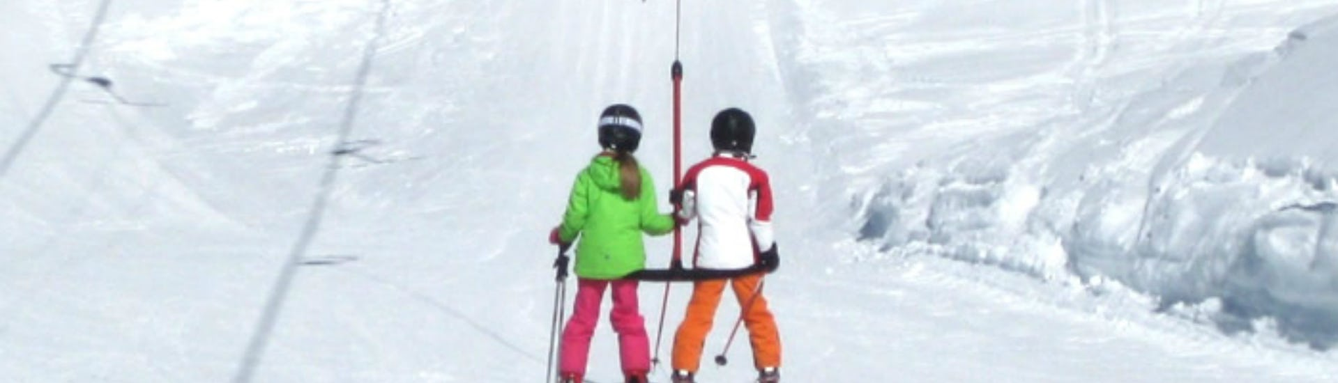 "Skikurs ""Winter Camp"" (6-11 Jahre) - Alle Levels"