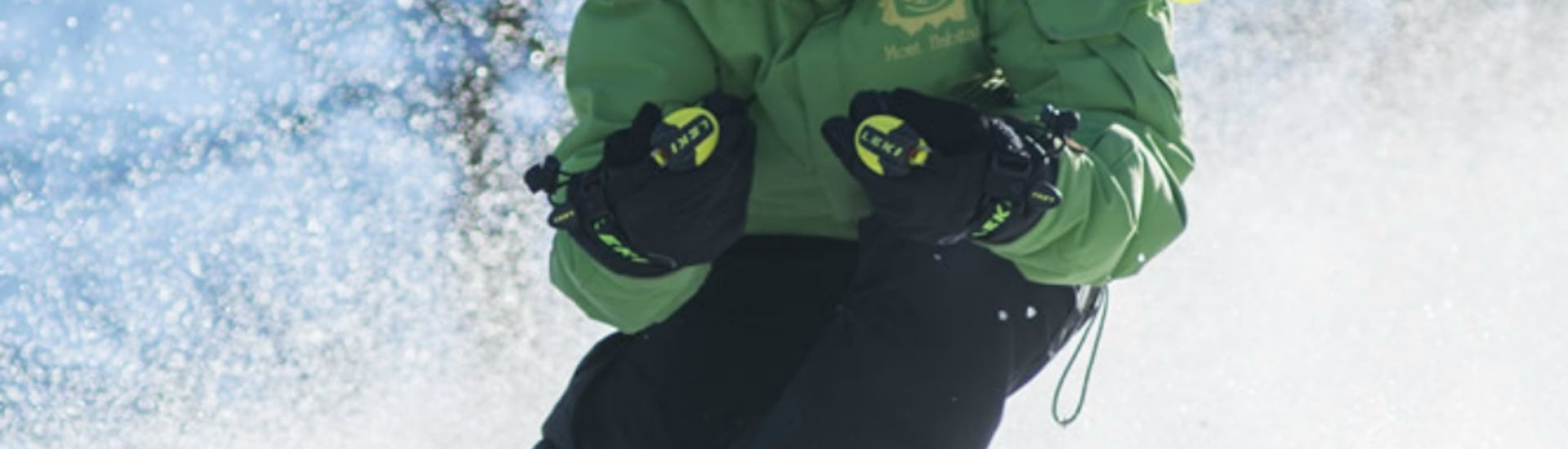 """Ski Lessons """"Winter Camp"""" (12-17 years) - All Levels"""