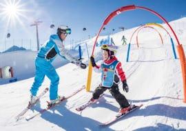 Ski Lessons for Kids (4-12 years) - Beginner