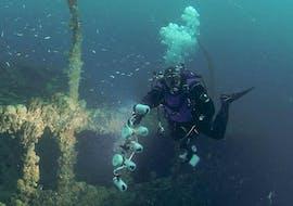 Wreck Diving - Rovinj