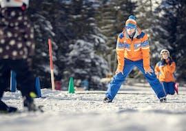 """Privélessen skiën voor kinderen """"Morning"""" met Skischule Total - Ehrwald"""