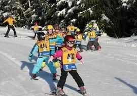 Ski Lessons for Kids (4-12 years) - Half Day - Beginner