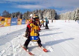 Cours particulier de ski Enfants pour Tous niveaux avec Yellow Point Vysoké nad Jizerou