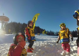 Ski Instructor Private for Toddlers (1-3 years) - Beginner