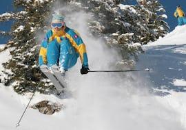 """Cours de ski Enfants """"Yellow Club"""" (9-16 ans) - Avancé"""