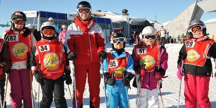 "Skilessen ""Kids on Ski"" (4-12 jaar) - Gevorderden"
