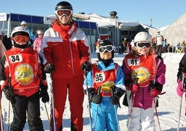 Skilessen voor kinderen (4-12 jaar) voor gevorderden