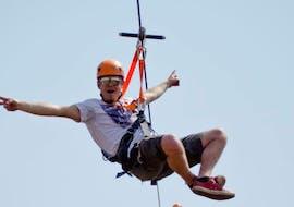 Ziplining near Pretoria in Cullinan with Adventure Zone Cullinan